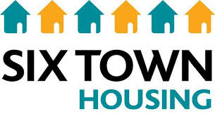 six town housing logo